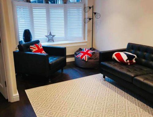 Living Room & Hall Way Renovation, Surbiton.