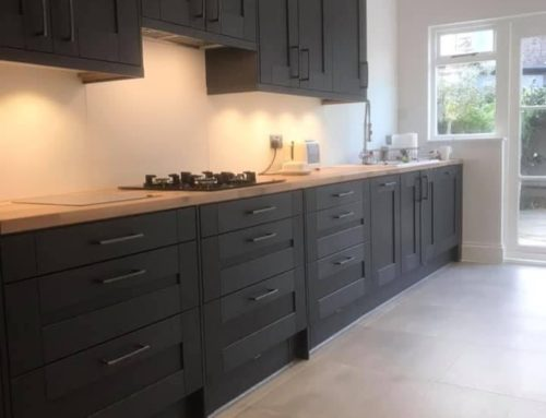 Kitchen Refurbishment, Ealing.