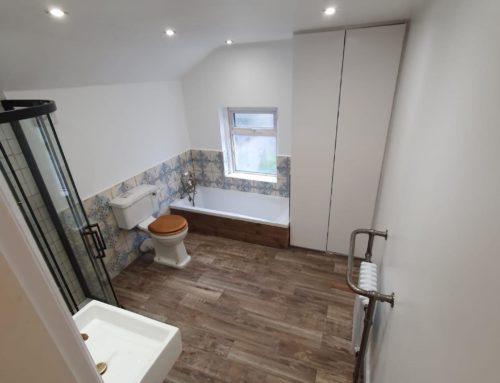 Bathroom Renovation, Sutton.