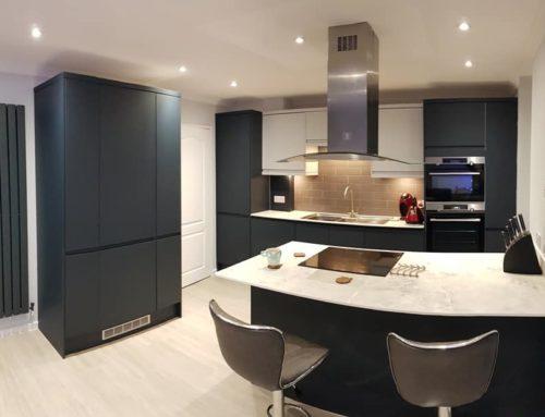 Kitchen Refurbishment, Bracknell.